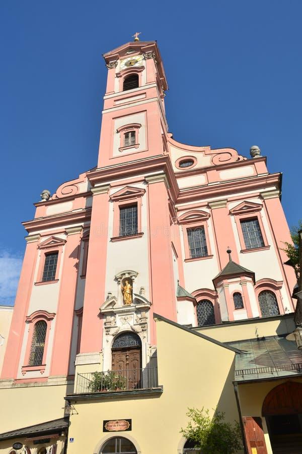 View in Passau, Bavaria, Germany stock photos