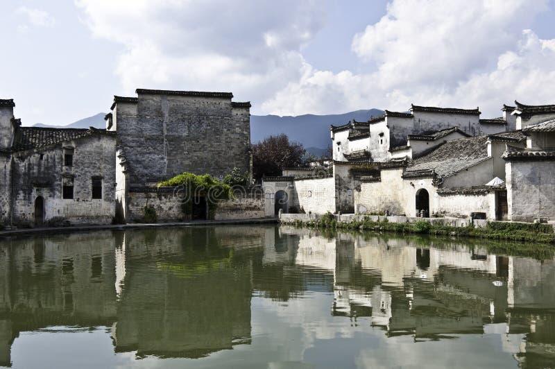 View of Hong Cun - China