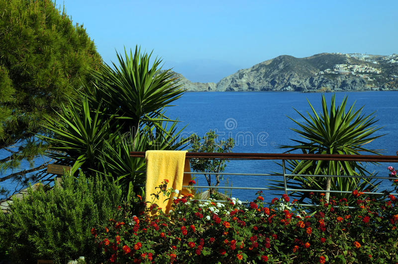Download View From The Hotel Balcony Stock Photos - Image: 14436913