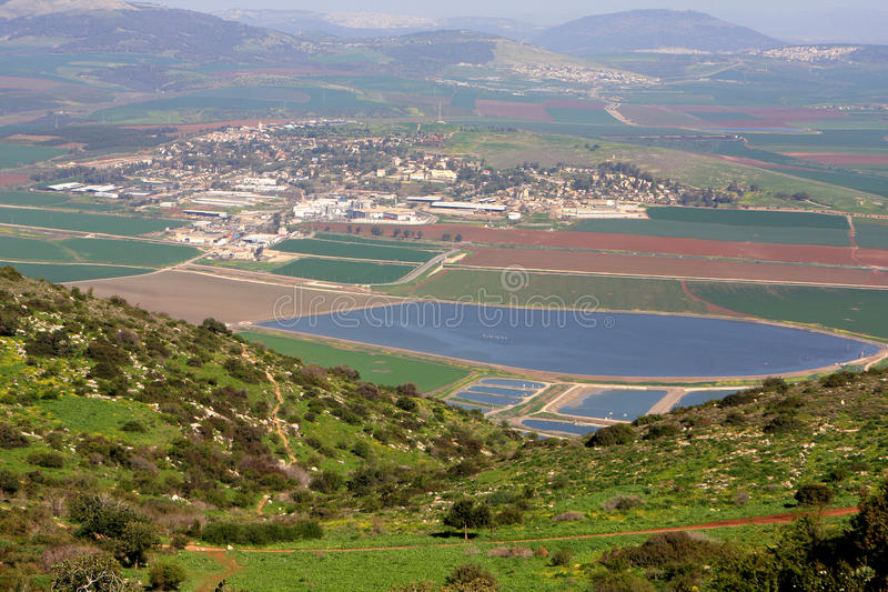 Download View on Israel valley stock photo. Image of nature, field - 87293860