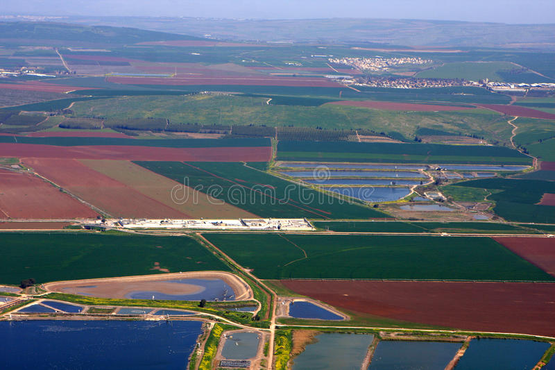 Download View on Israel valley stock image. Image of agriculture - 87295537