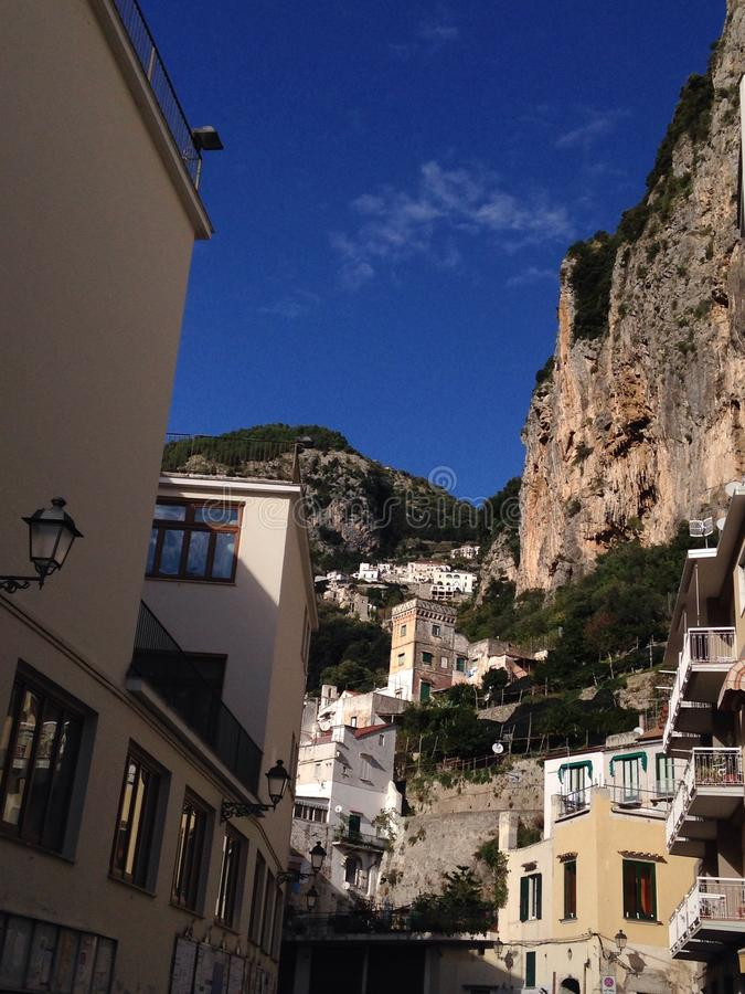 A view in Italy royalty free stock photography