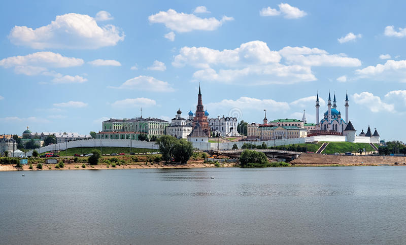 Download View Of The Kazan Kremlin, Republic Of Tatarstan, Russia Stock Image - Image: 29026951