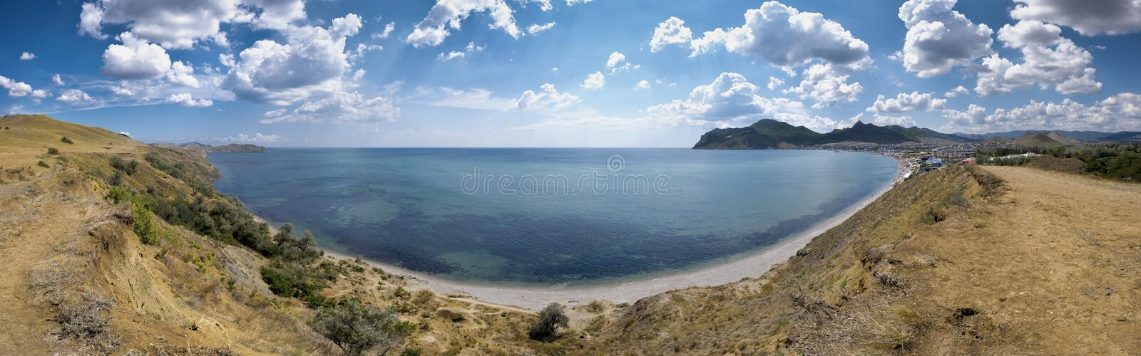 Download View on Kharadag stock photo. Image of hill, heaven, palate - 26373906