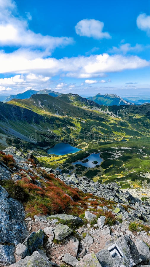 Download View From Koscielec Mountain Stock Photo - Image of mountains, outdoor: 92100626