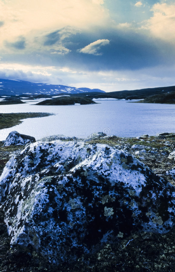 Download View Of Lake From The Banks Stock Photo - Image: 3278874