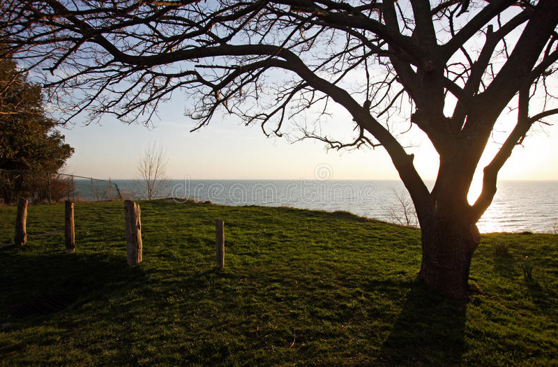 View Of Lake Huron Royalty Free Stock Photos