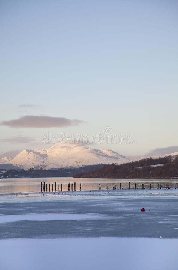 Download View of loch lomond stock photo. Image of range, countryside - 18778636