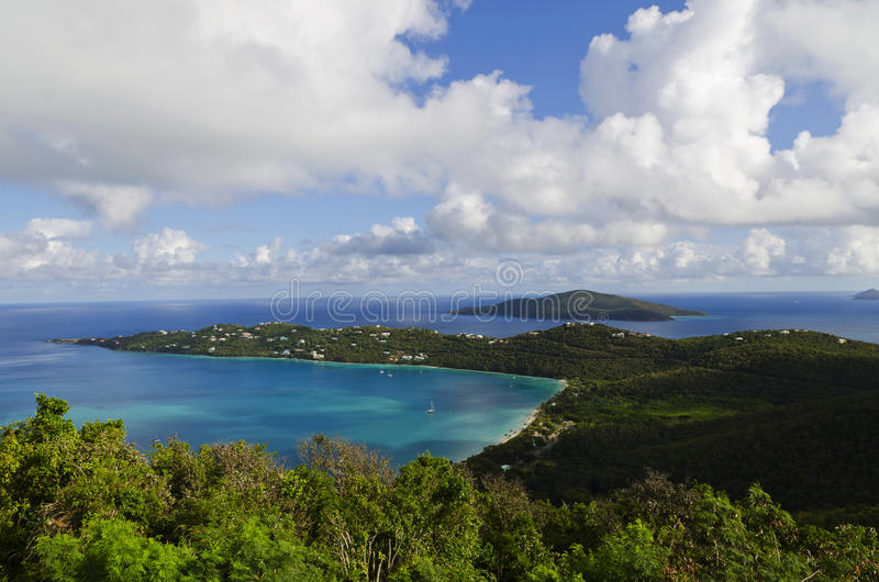 Download View Of Magens Bay In St Thomas, USVI Stock Photography - Image: 23676772