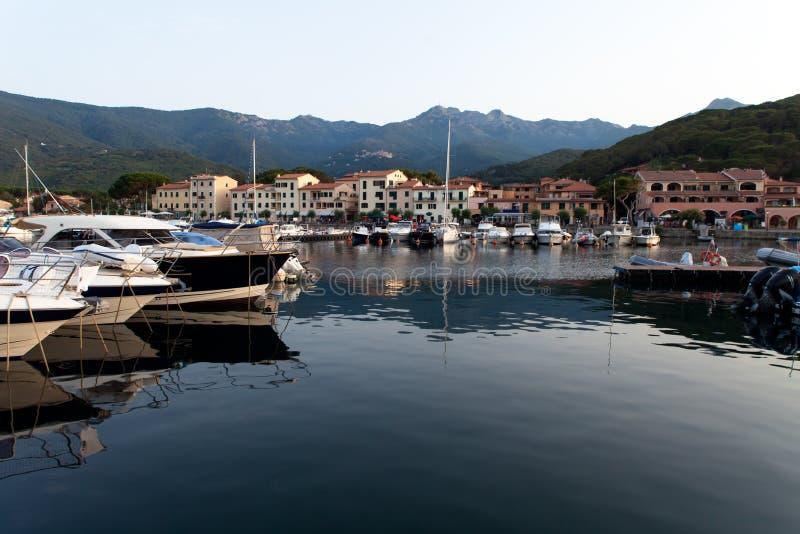 View Of Marciana Marina