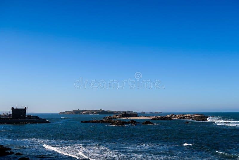 view of medina of essaoiura morocco, photo as background stock photos