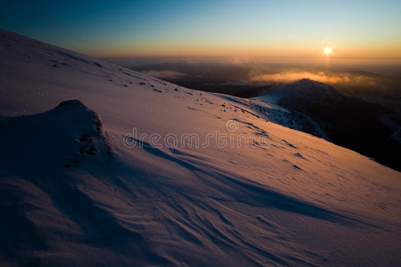 View of morning royalty free stock photo