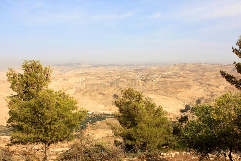 Download View from Mount Nebo stock image. Image of travel, landscape - 104375723