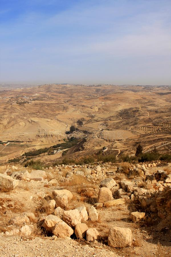 Download View from Mount Nebo stock photo. Image of view, east - 104375838