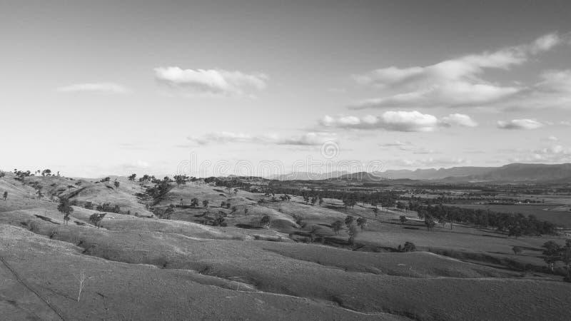 View of Mount Walker, Queensland royalty free stock photos