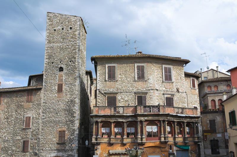 Download View Of Narni. Umbria. Italy. Stock Photos - Image: 26478033
