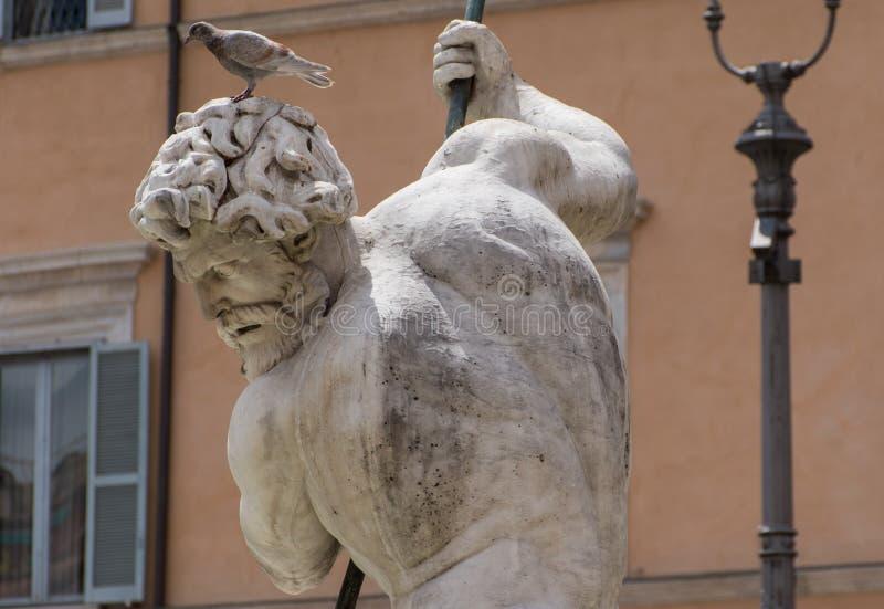Piazza Navona - Rome Italy 3 stock photos