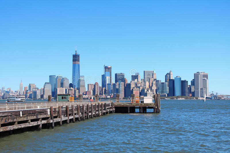 Download View at New Jersey stock photo. Image of exterior, panorama - 32931328