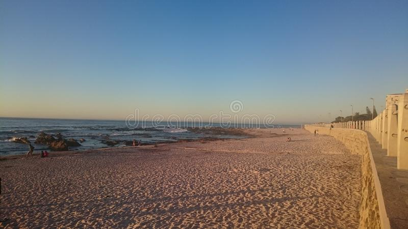 View of the ocean royalty free stock photos