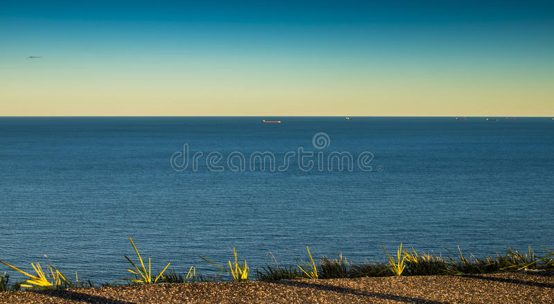 A view of Ocean in Sydney. stock photos