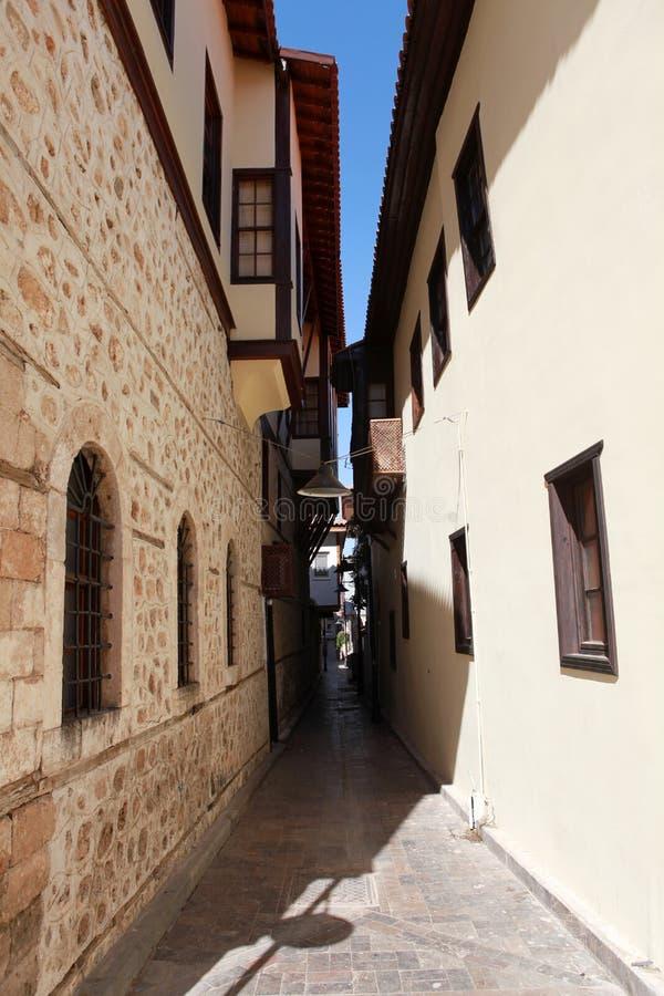 Free View Of Kaleici In Antalya. Royalty Free Stock Image - 26808206