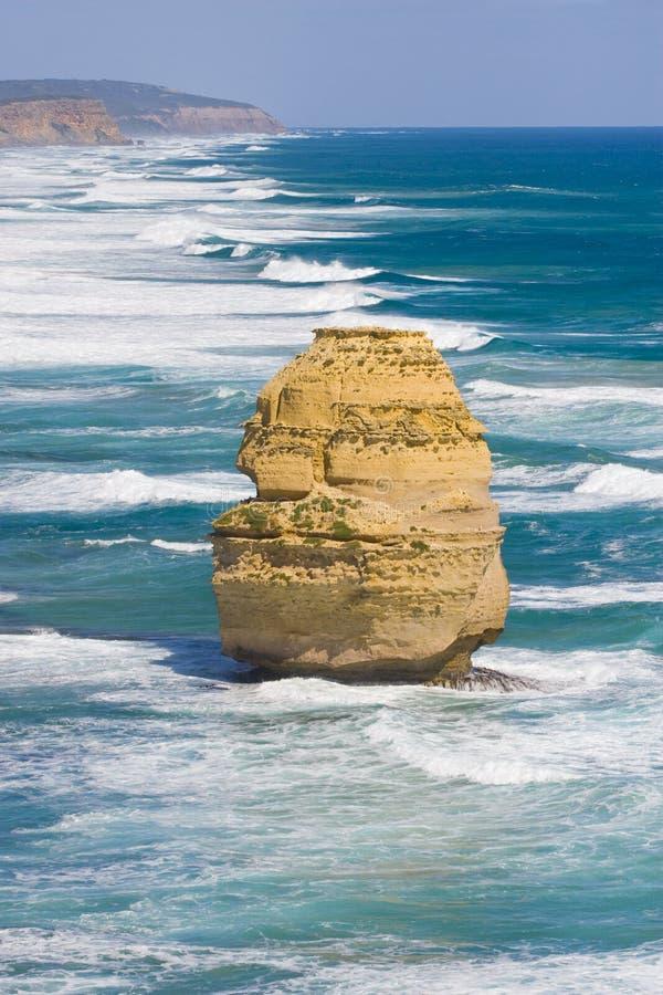 Free View Of The 12 Apostles At Great Ocean Road, Melbo Stock Image - 7405251
