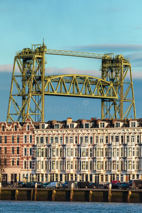 Download View At A Classical District In The Dutch City Rotterdam Stock Photo - Image: 29880758