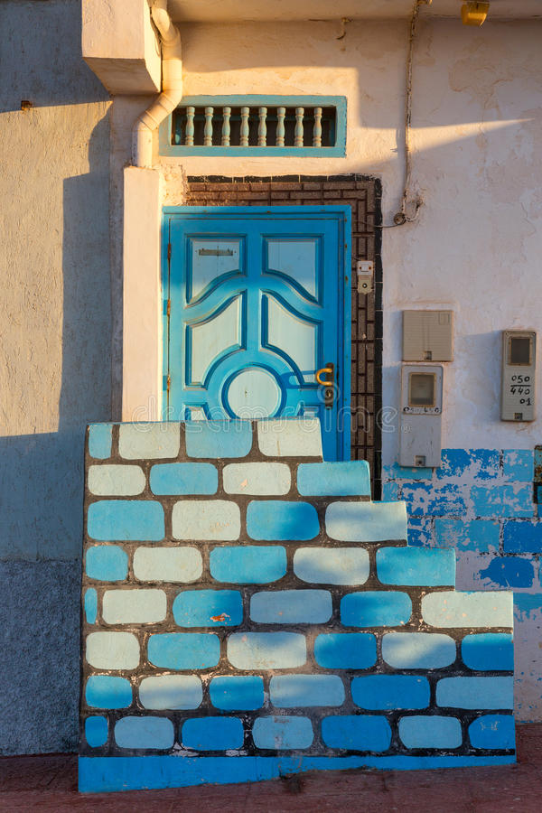 Download View Of The Old Part Of Sidi Ifni Stock Photo - Image: 83717686