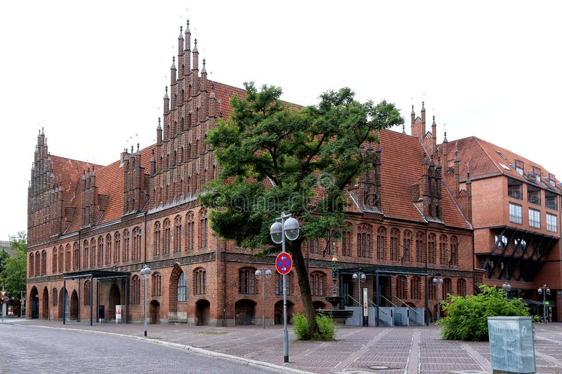 View of the Old Town Hall royalty free stock image