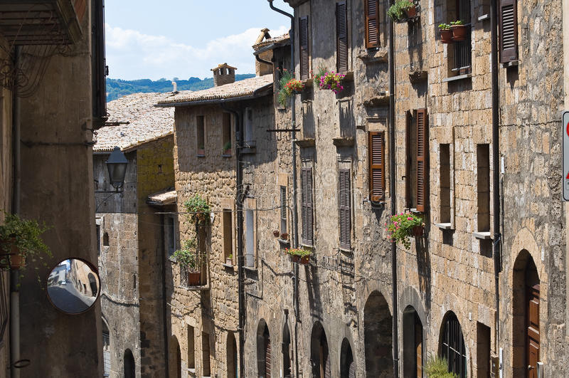 Download View Of Orvieto. Umbria. Italy. Stock Image - Image: 25967001