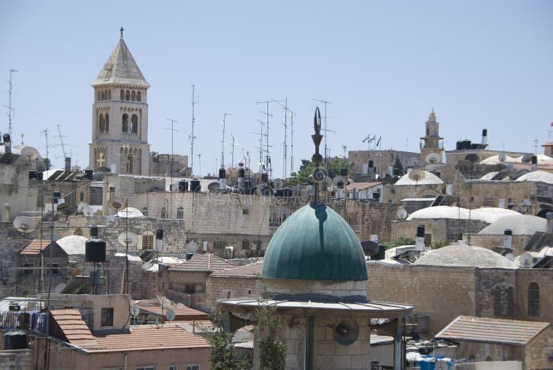 Download View Over Historic Part Of Jerusalem, Israel Stock Images - Image: 25295734