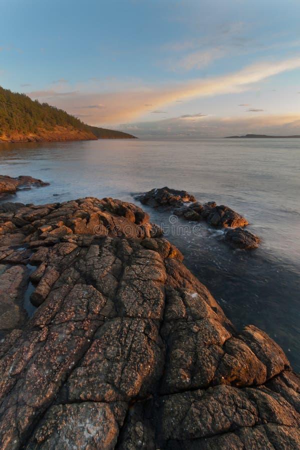 Download View over Pacific ocean stock photo. Image of horizon - 36182846
