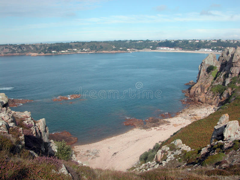 View over St Brelade's Bay, Jersey