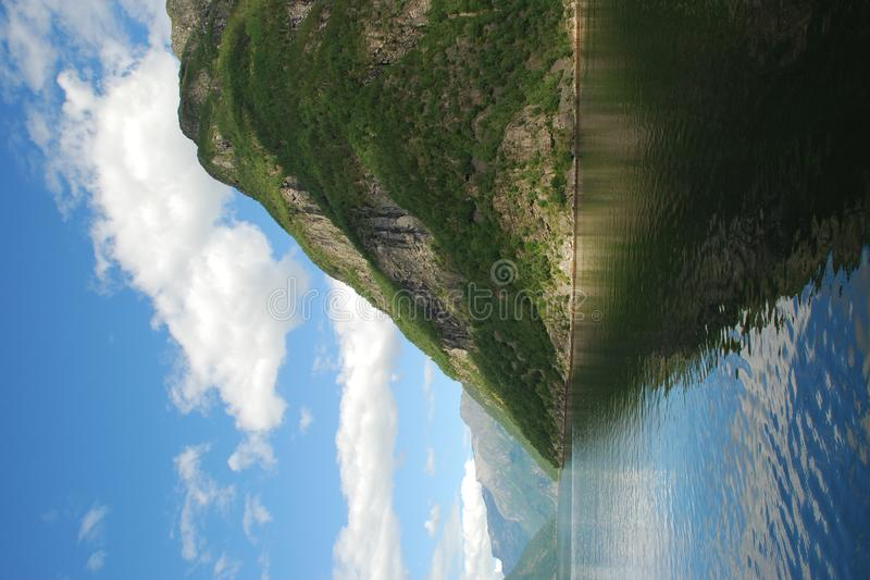 Free View Over The Fjord Geiranger In Norway Stock Photography - 17128182