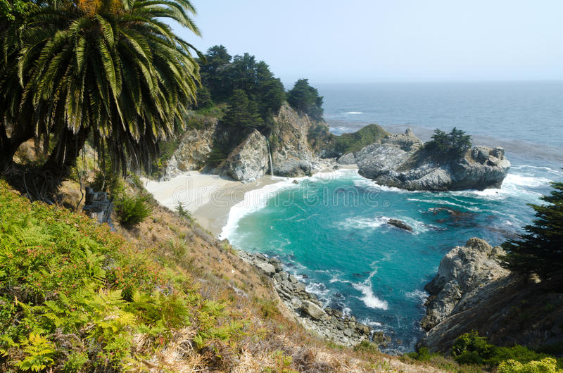 Download View On Pacific Cost. California USA. Stock Image - Image: 32134471