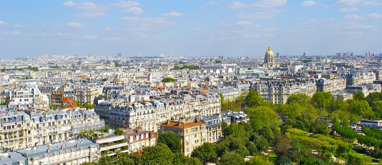 Download View Of Paris From The Eiffel Tower Stock Image - Image of adrenaline, picture: 26847723