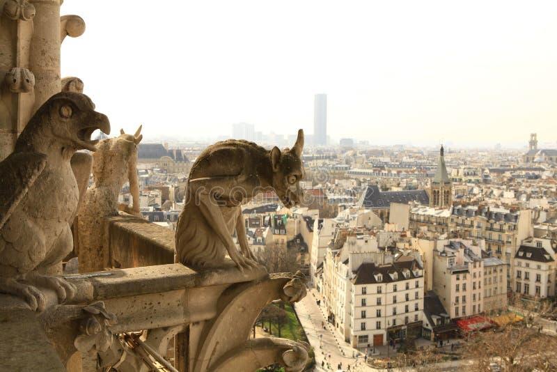 Notre Dame.Paris. stock photography