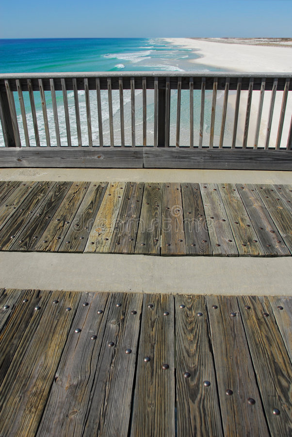 Download View from the Pier stock photo. Image of sand, pier, tourism - 4300578