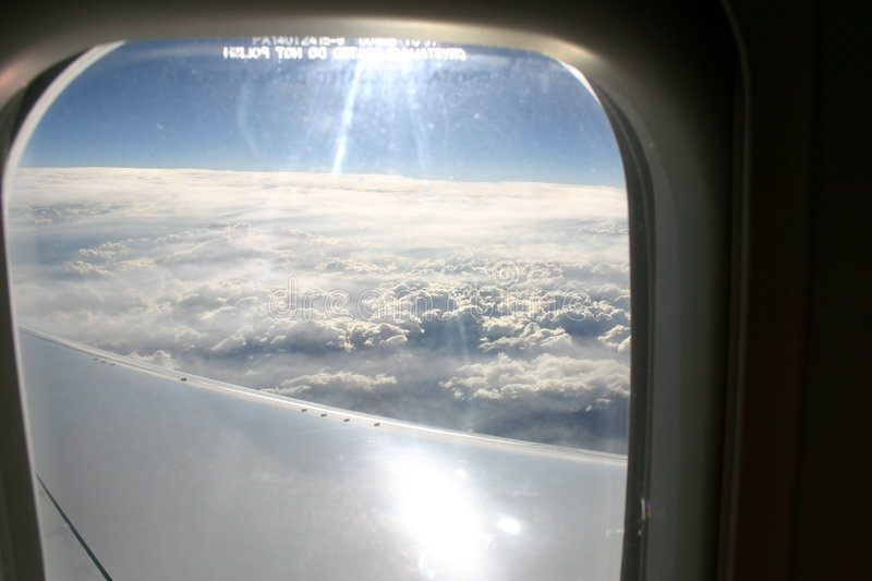 Download View from a Plane stock photo. Image of centered, clear - 20254