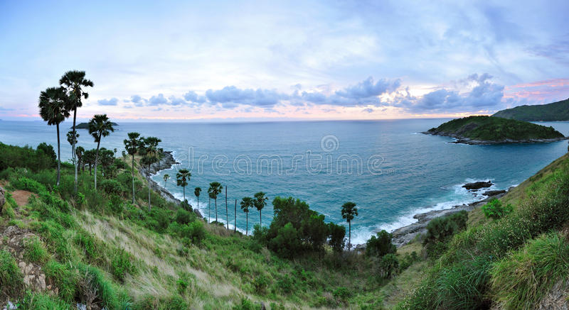 View point in Phuket royalty free stock photo