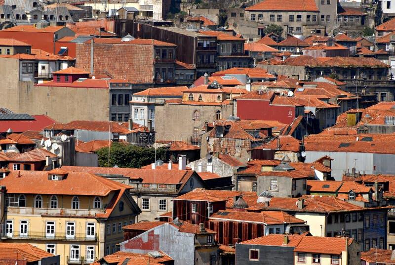 View of Porto, Portugal. stock photos