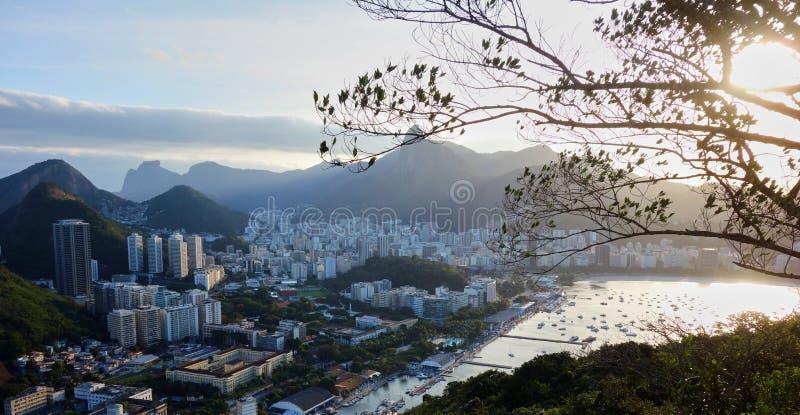 View of Rio de Janeiro royalty free stock images