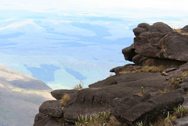 Download View from Roraima stock image. Image of paraitepui, rocks - 1526459