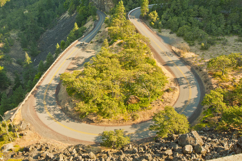 Download A View From Rowena Crest Overlook Stock Photo - Image: 25983674