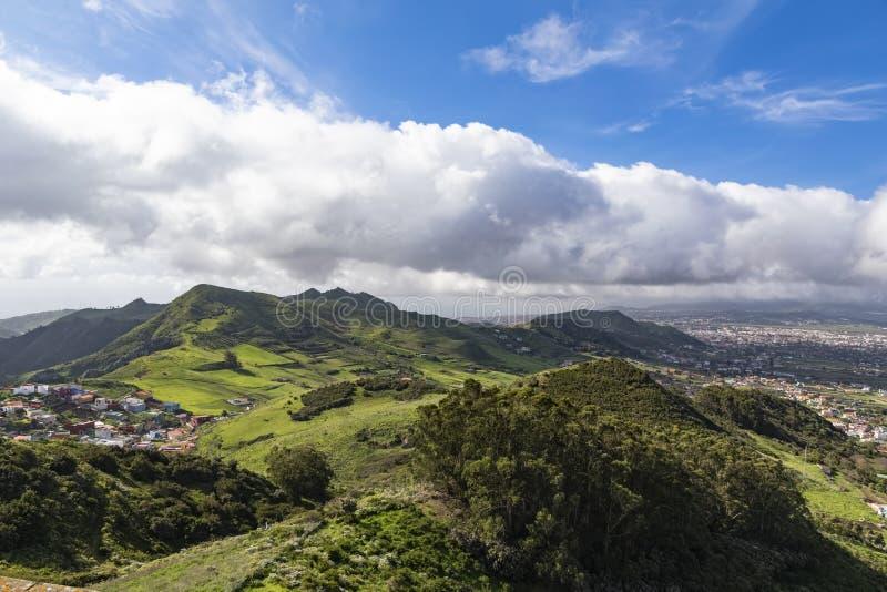 View of San Cristobal de la Laguna, Tenerife stock photos