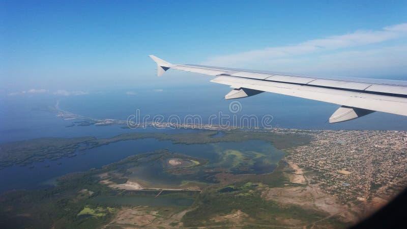View of Santa Marta royalty free stock photos