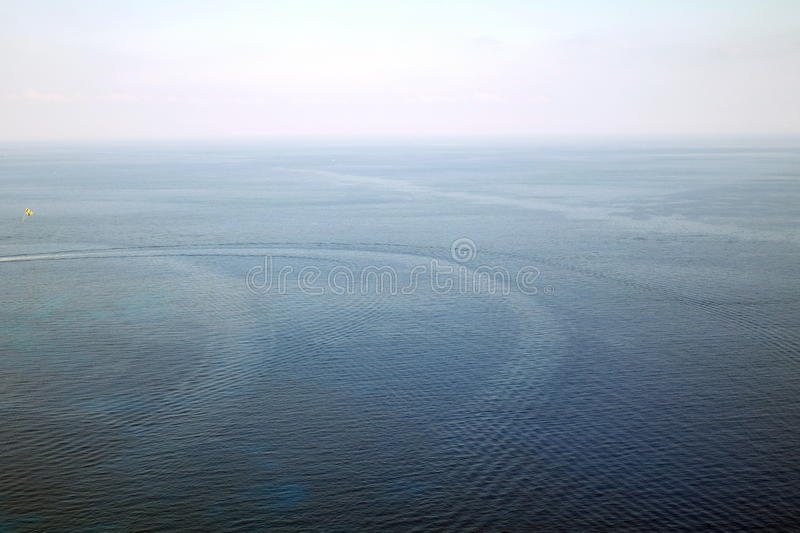 View of the sea royalty free stock image