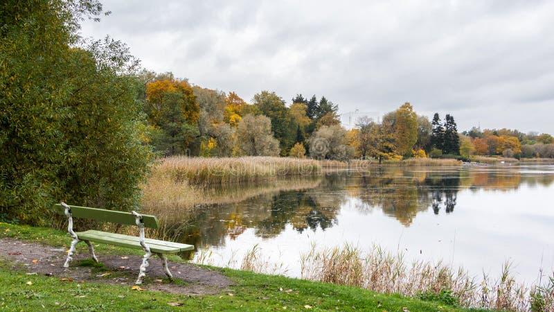 View See Toolo in Helsinki Finnland lizenzfreies stockfoto