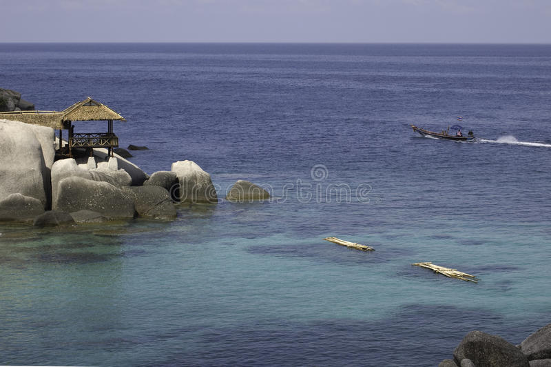 Download View Of Shores Of Koh Tao Island Stock Photo - Image of water, island: 20064392