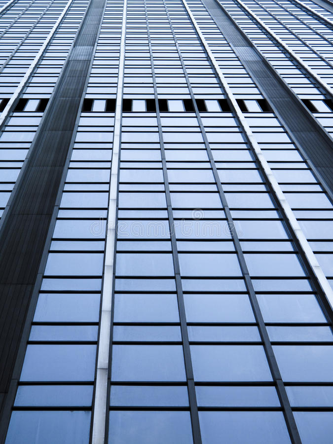 Download View of skyscraper stock photo. Image of corner, blue - 11017702